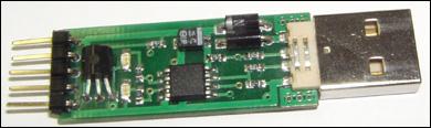 Общий вид устройства MP707