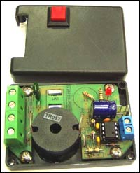 KIT NK017 Преобразователь напряжения для питания люминесцентной лампы.