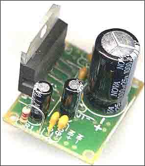 TDA2005 mono 22w amfi devresi 6v-18v besleme.