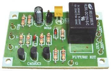 NF250, Устройство управления насосом (конструктор) .