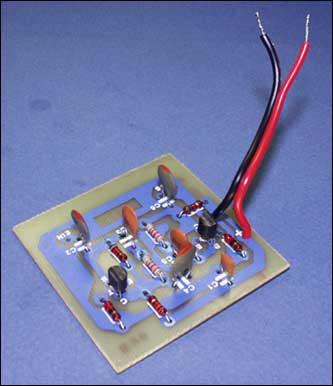 Рис. 1. Общий вид антенного усилителя 30…850 МГц.