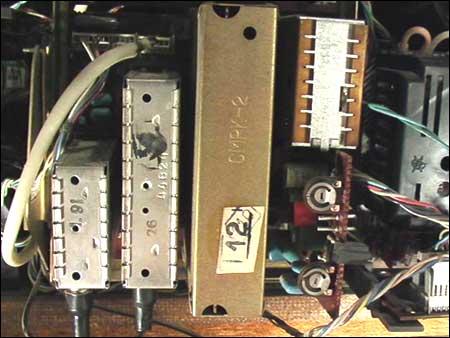 Можно вытащить из старых телевизоров 2/3УСЦТ блоки СКМ и СМРК.  Они работают автономно и делают как раз то...
