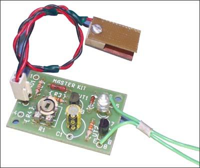 Звуковой сигнализатор уровня воды (SMD - выполнен по технологии поверхностного монтажа) Это устройство сигнализирует...