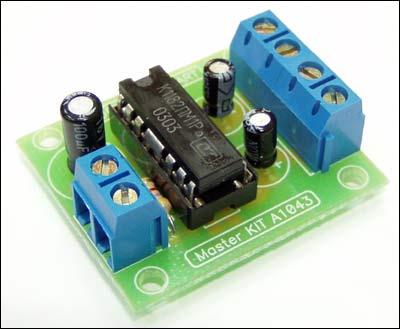 Устройство предназначено для плавного включения ламп накаливание,или других нагрузов с такой же мощностью...