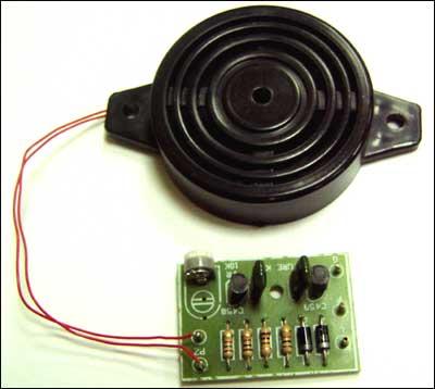 Автомобильный сигнализатор поворота NF225 МАСТЕР КИТ.