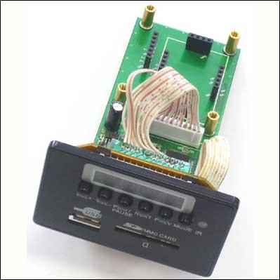 Цифровой усилитель класса D 2 х 20 Вт для современной бюджетной мультимедийной системы.