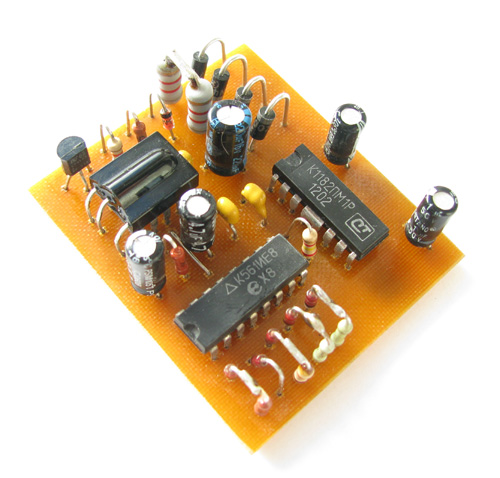 Коммутирующий элемент на микросхеме фазового регулятора мощности К1182ПМ1 (что уже.