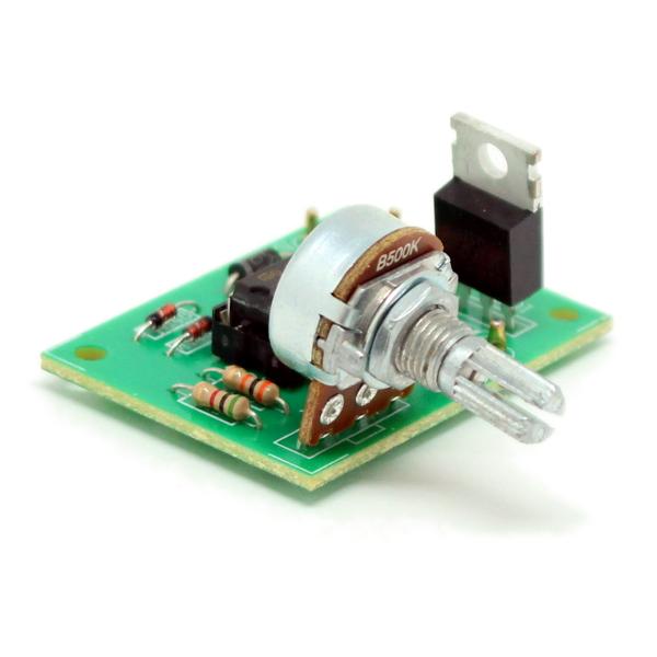 Фотография MP306F, Регулятор мощности 1.5А, 12В (модуль) / Чип и Дип.