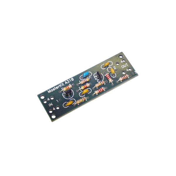 Антенный усилитель предназначен для улучшения качества радиоприема...