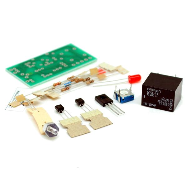 Предлагаемый блок в собранном виде позволяет реализовать принцип: купил - подключил.  Является полным аналогом NM4022...