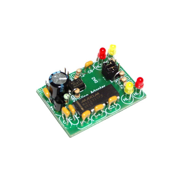Радиоконструктор кит NM9213 адаптер k-l-линии.
