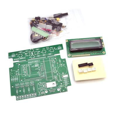 NM8036 - 4-х канальный микропроцессорный таймер, термостат, часы