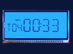 Идёт 33 секунда 4-го файла MP3